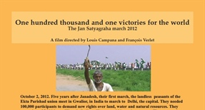"""One hundred thousand and one victories for the world"" - the film in English version from Louis Campana and François Verlet"