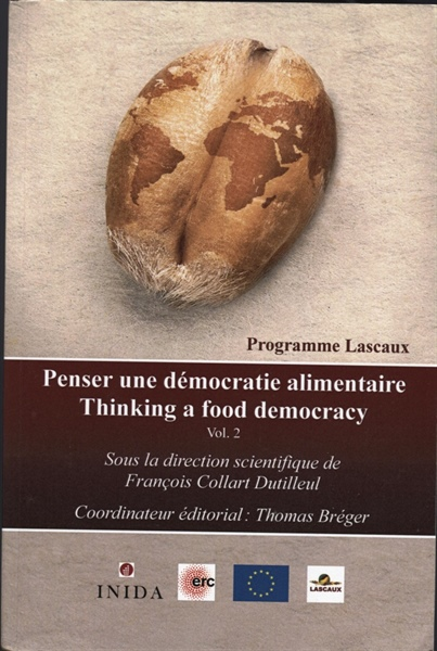 "Book ""Thinking a food democracy"" published"