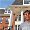 Rajagopal P.V., who doesn't use his last name to avoid association with any caste, advocates for the poor and displaced in India. He's in Antigonish working as the 2013 chair in social justice at St. Francis Xavier Universitys Coady Institute. (AARON